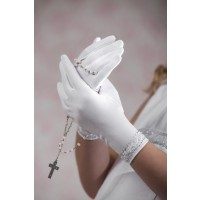 Emmerling Gloves with Beaded Wrist