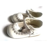 Romano Princess Special Occasion Velcro Strap Party Shoes