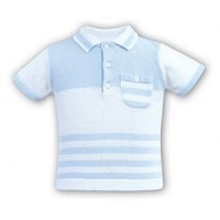 Dani Knitted Polo Shirt Set