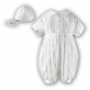 Sarah Louise Two Piece Christening Set