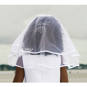 Sarah Louise Communion Veil