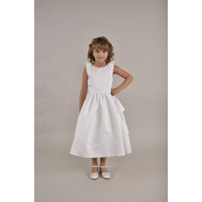 Sweetie Pie Communion/Flower Girl Dress with Sequins