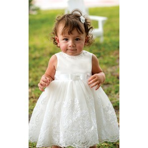 Sarah Louise Ballerina Christening Dress