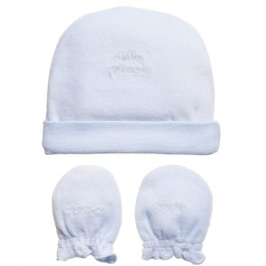 Tutto Piccolo Hat and Mittens Set