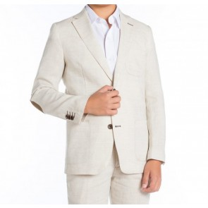 Romano Boys 2PC Linen Suit