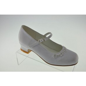 Little People Girls Snow White Holy Communion Shoes