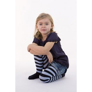 Country Kids Wide Stripe Tights