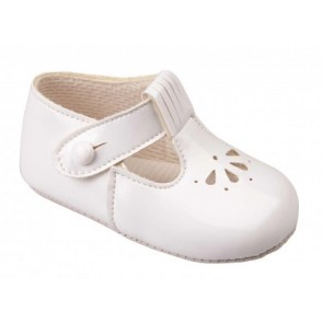 Early Days Girls T-Bar Pre-Walker Shoes