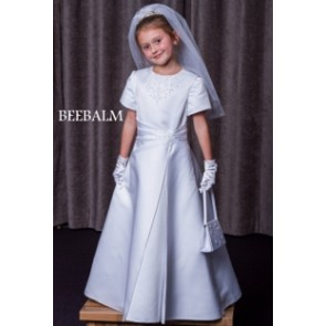 Beebalm Communion Dress by Celebrations