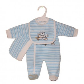 Baby Boys Romper Set