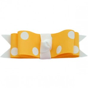 Candy Pop Polka Dot Bow by Candy Bows