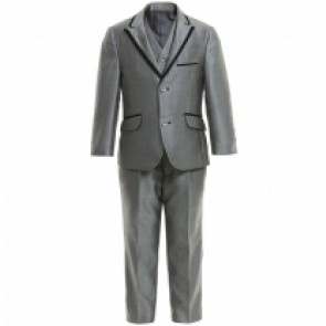 Romano Grey Three Piece Suit