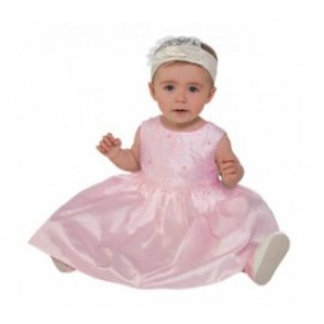 Little Darlings Girls Christening Dress