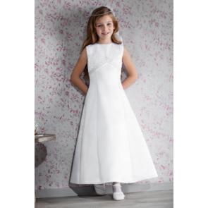 Angela Holy Communion dress by Emmerling