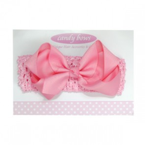 Baby Hair Band by Candy Bows- Large