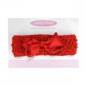Baby Hair Band by Candy Bows- Small