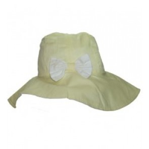 Cotton Piquet Floppy Hat by Mafana Kids