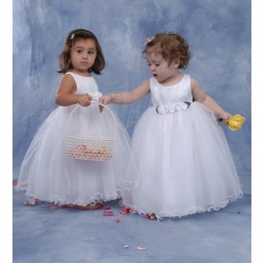 Sweetie Pie Infant Flower Girl Dress