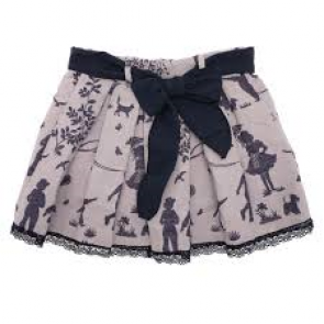 Pretty Originals Shirt and Skirt Set