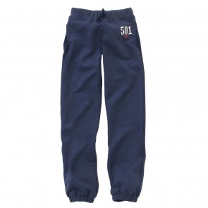 Levi's Navy Jogging Trousers