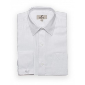 Vianni Collection Double Cuff Formal Shirt