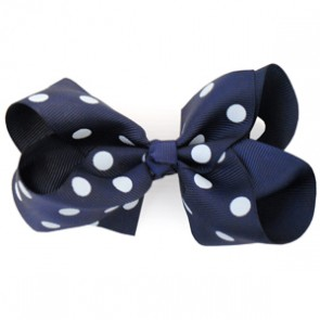 Candy Bows Large Boutique Dot Bow
