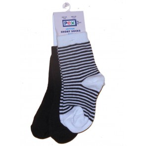 Boys Stripe Socks from PEX