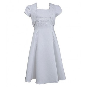 Bonnie Jean White Pearl Cross Dress