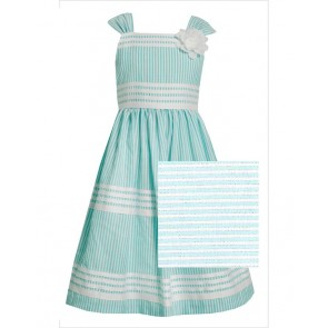 Bonnie Jean Pencil Stripe Dress