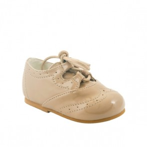 Sevva Leo Lace-up Patent Shoes